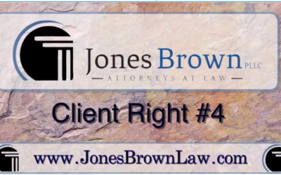 Client Rights #4