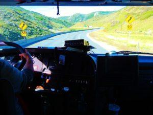 Semi-Truck Blind Spots