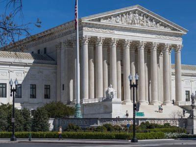 US Supreme Courthouse