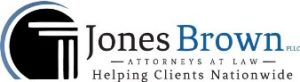 Jones Brown Law
