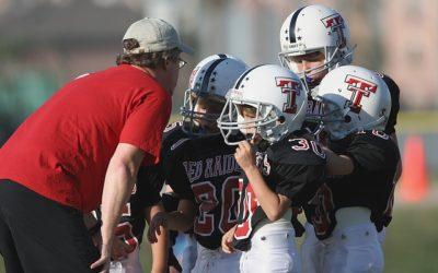 Texas Tech Football Camp