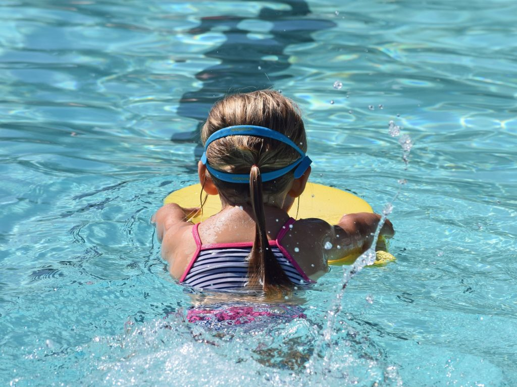 child pool drowning accident