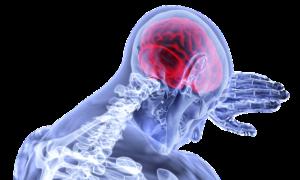 Brain trauma CTE