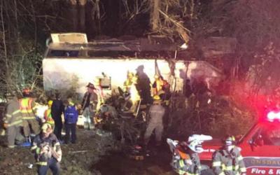 Orange Mound Bus Wreck