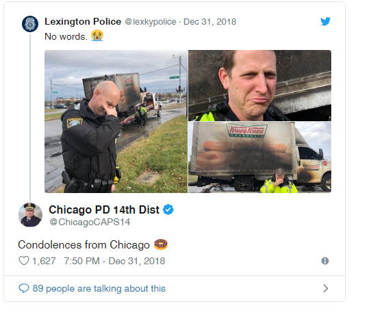 Lexington KY police twitter